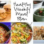 Healthy Meal Plan 9.24.16