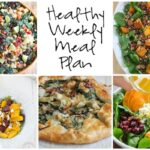 Healthy Meal Plan 11.26.16