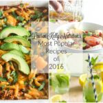 My Most Popular Recipes of 2016