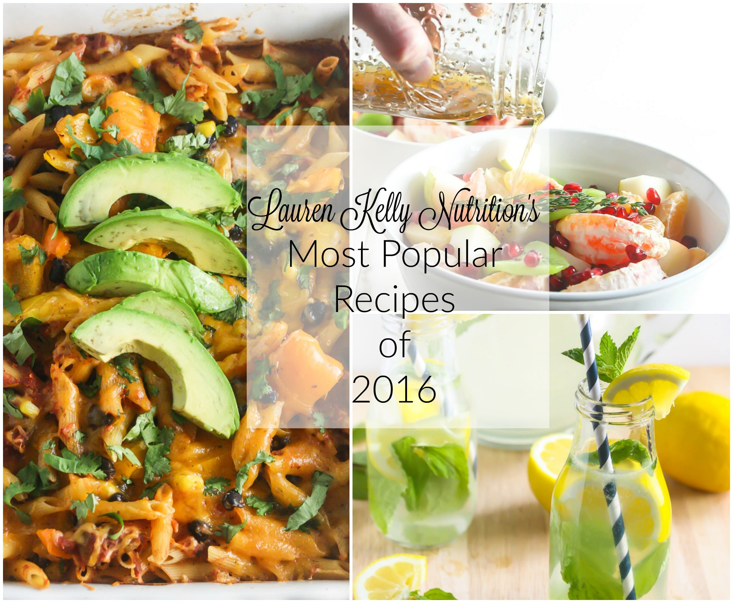 Lauren Kelly Nutrition's Most Popular Recipes of 2016