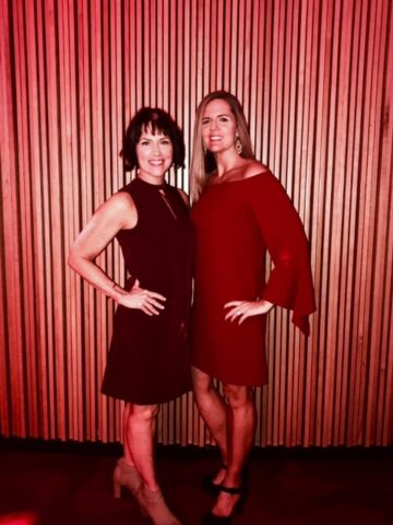 Woman's Day Red Dress Awards from Lauren Kelly Nutrition