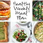 Healthy Weekly Plan 3.25.17