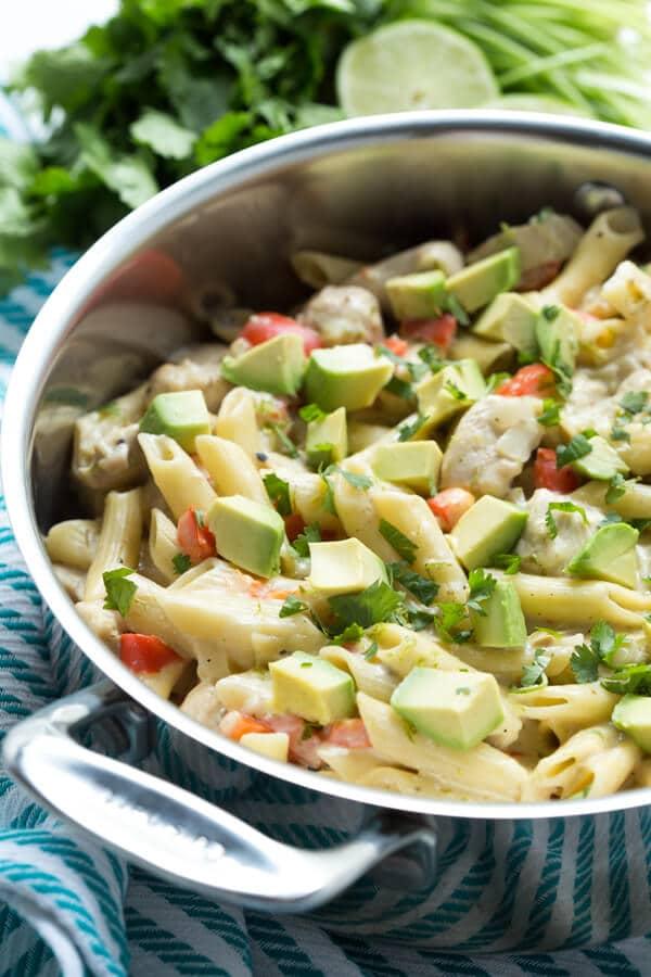 Healthy Weekly Meal Plan 3.11.17