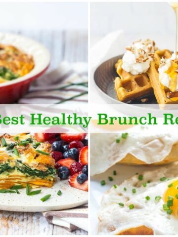 The Best Healthy Brunch Recipes from Lauren Kelly Nutrition