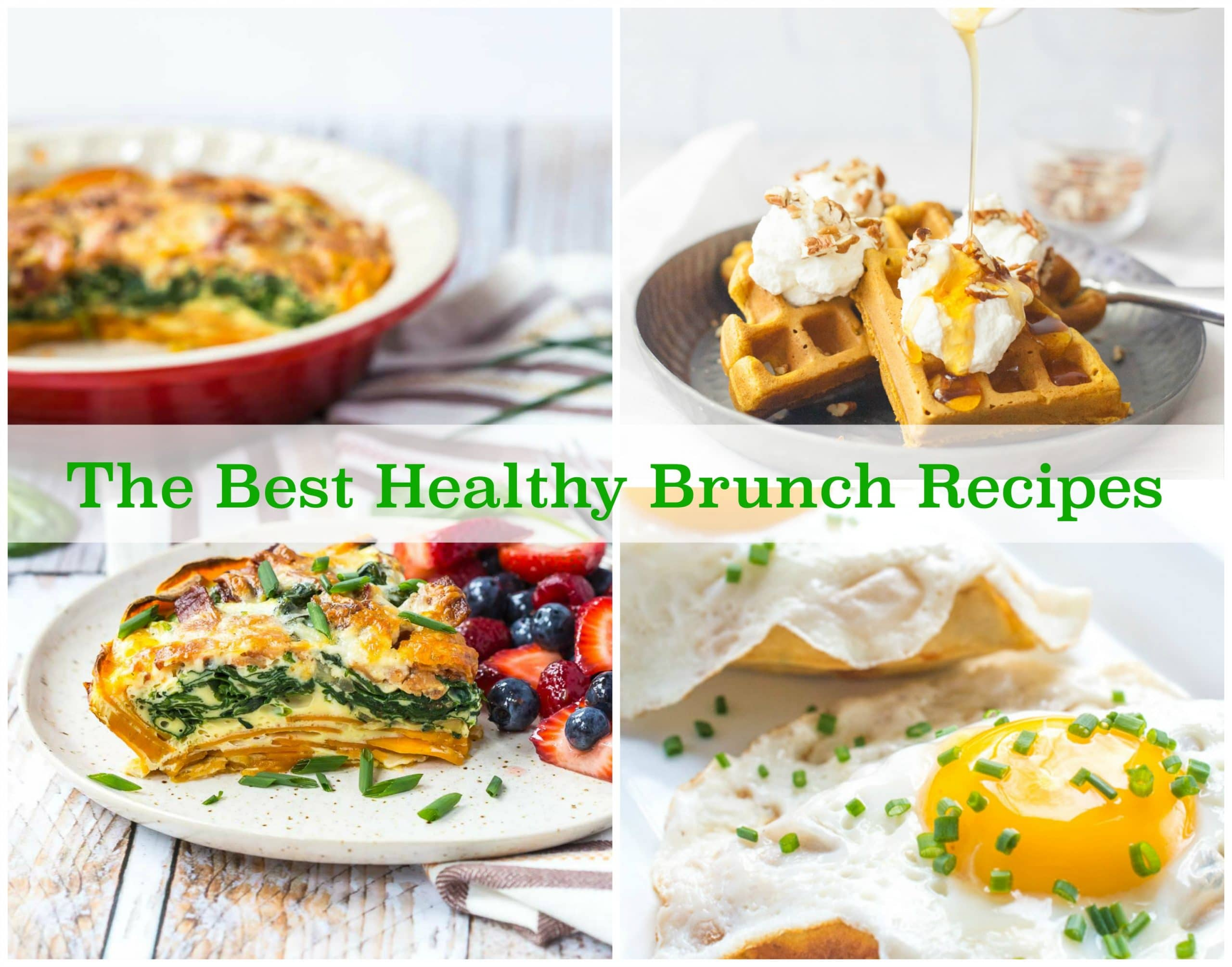 Healthy Brunch Recipes to Start the Year Off Right Healthy Brunch Recipes to Start the Year Off Right new picture