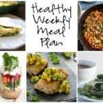 Healthy Weekly Meal Plan 4.8.17