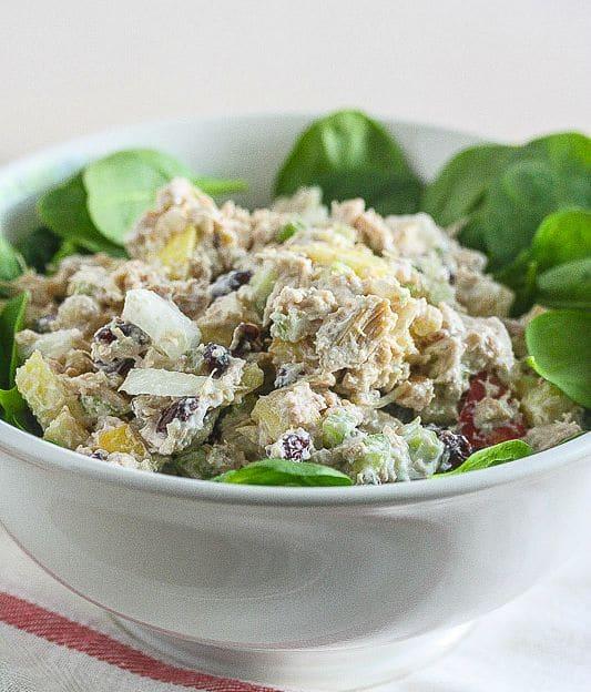 Healthy Weekly Meal Plan 4.1.17