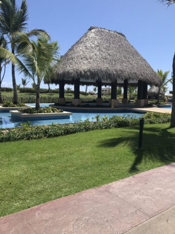 Trip to Dominican Republic and Grass Roots Partnership