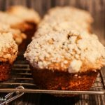 Blueberry Crumb Muffin from Lauren Kelly Nutrition
