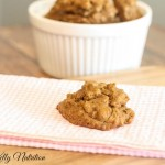 Flourless Peanut Butter Cookie - Lauren Kelly Nutrition