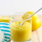 Easy Lemon Curd {4 Ingredients, Gluten-Free, Dairy-Free}